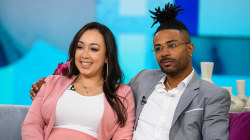 Cyntoia Brown-Long and her husband discuss life after prison