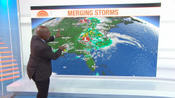 Nor'easter takes aim at the East Coast