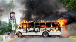 Gunbattles erupt in Mexico as El Chapo's son is located
