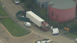 39 people found dead inside truck in England