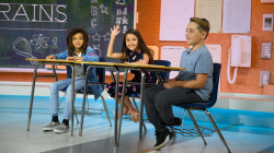 Battle of the brains! Andy and Hoda challenge kids in trivia