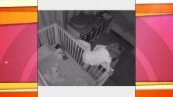 Jailbreak! Boy helps toddler sister escape from her crib