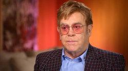 Elton John: 'My biggest regret is taking drugs'
