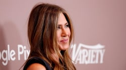 Jennifer Aniston says she broke an Instagram record when she joined