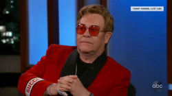 Elton John shares a wild Stevie Wonder story