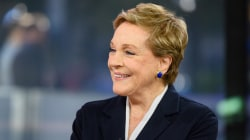 Julie Andrews looks back on 'Mary Poppins' and her legendary career