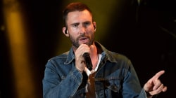 Adam Levine says his daughter doesn't like his singing