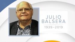 Cuban-born activist Julio Balsera dies at 80