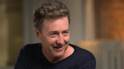 Edward Norton: I never start a new movie without feeling 'mildly fraudulent'