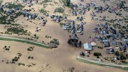 Typhoon Hagibis batters Japan, killing dozens