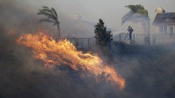 Southern California wildfires leave at least 3 dead