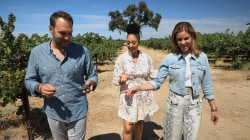 Inside Tamera Mowry-Housley's 'paradise' home and family vineyard