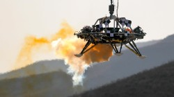 China tests Mars lander's capability to decelerate, hover, avoid obstacles