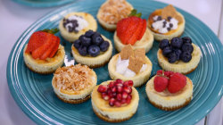 Joy Bauer's healthier recipes for cheesecake, brownies, lemon bars