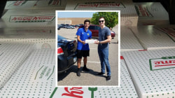 Krispy Kreme to student: Stop reselling our doughnuts!