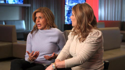Hoda and Jenna reflect on their emotions after weighing themselves