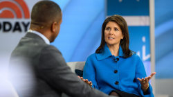 Nikki Haley on Trump taxes: 'I err on the side of transparency'