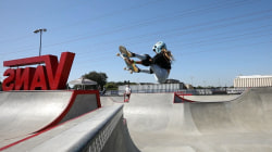 11-year-old skateboarder Sky Brown is flying toward the 2020 Olympics