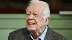 President Carter in hospital for surgery to reduce pressure on his brain