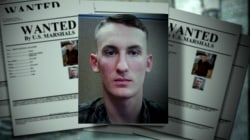 FBI joins hunt for AWOL Marine wanted in killing of mother's boyfriend