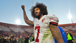 Colin Kaepernick may be eyeing a return to the NFL