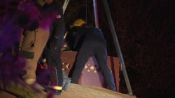Caught on video: Arizona teen rescued after getting stuck in chimney