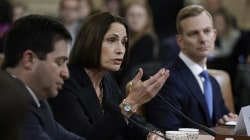 Public impeachment hearings close with Fiona Hill, David Holmes