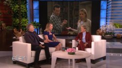 Paul Reiser, Helen Hunt tell Ellen about 'Mad About You' reboot
