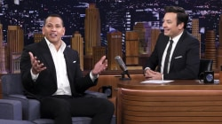 Watch A-Rod talking about wanting to date J.Lo back in 1998