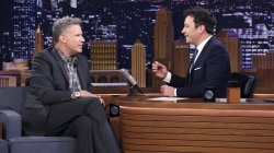 Will Ferrell revisits classic 'more cowbell' sketch on Fallon