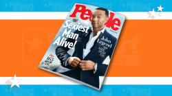 John Legend is People magazine's Sexiest Man Alive