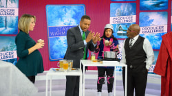 TODAY anchors share tips for staying warm and cozy
