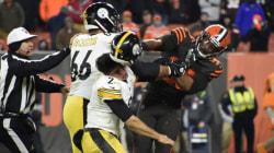 NFL suspends Myles Garrett indefinitely after helmet attack