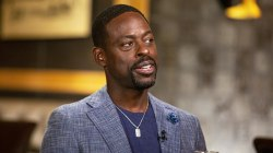 Sterling K. Brown remembers the last time he saw his father alive