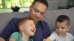 Dads of kids with Down syndrome come together: 'This changed my life'