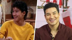 Mario Lopez remembers guest-starring on 'The Golden Girls'