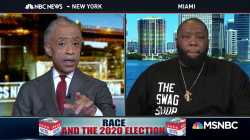 Rapper Killer Mike reaches out to black men for Sanders' campaign
