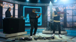 Black Violin performs 'Showoff' live on TODAY