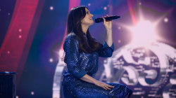 See Idina Menzel perform new Christmas song 'At This Table' on TODAY