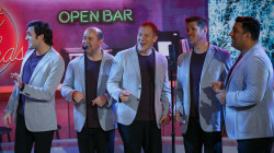 Straight No Chaser performs 'Tennessee Whiskey' live on TODAY