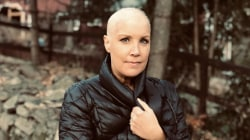 Kristen Dahlgren shares her battle with breast cancer
