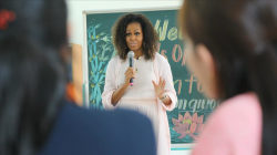 Michelle Obama on the 2020 election, divisiveness, her family and more