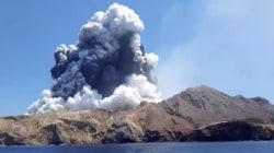 Volcano erupts on New Zealand's White Island; at least 5 killed