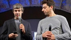 Google co-founders stepping down from its parent company, Alphabet