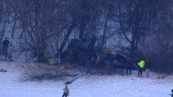 3 dead in National Guard helicopter crash in Minnesota
