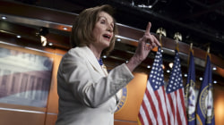 Pelosi denies 'hate' for Trump in fiery exchange with reporter