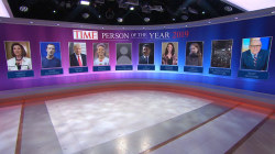 Top 10 candidates for TIME Person of the Year revealed on TODAY