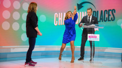 Jenna and Hoda play charades with TODAY fans