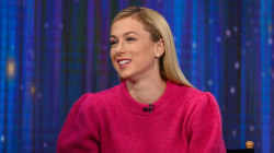 Iliza Shlesinger talks about her stand-up special, 'Unveiled'