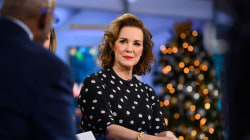 Elizabeth Perkins talks about 'The Moodys Christmas'